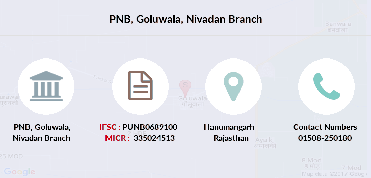 Punjab-national-bank Goluwala-nivadan branch