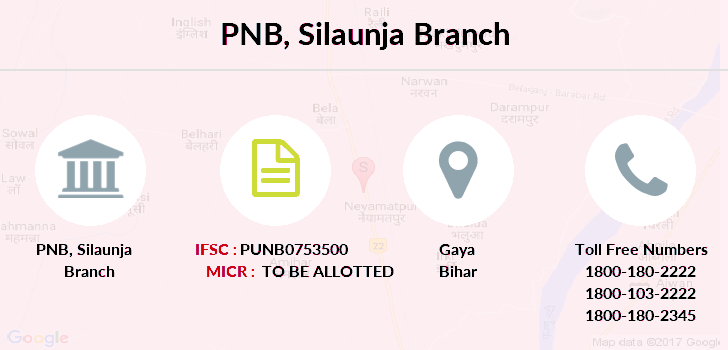 Punjab-national-bank Silaunja branch
