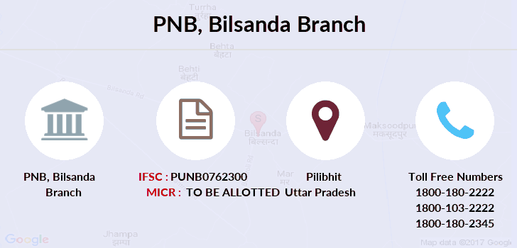 Punjab-national-bank Bilsanda branch