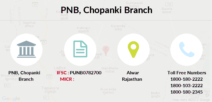 Punjab-national-bank Chopanki branch