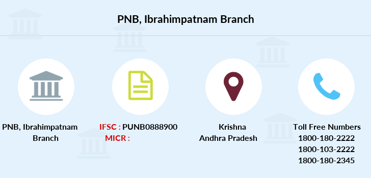 Punjab-national-bank Ibrahimpatnam branch