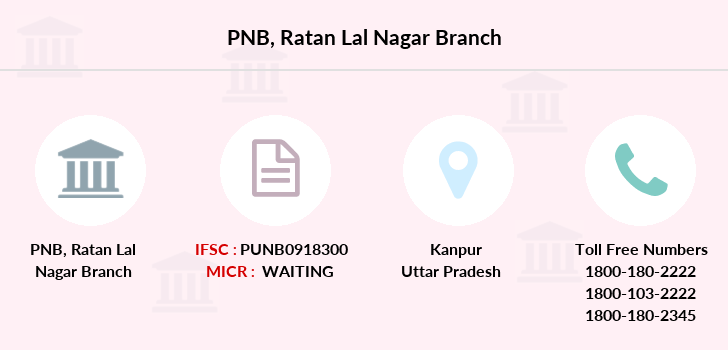 Punjab-national-bank Ratan-lal-nagar branch