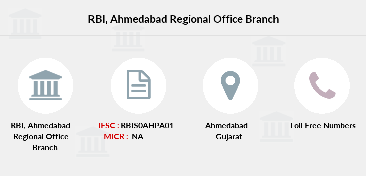 Reserve-bank-of-india Ahmedabad-regional-office branch