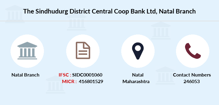 The-sindhudurg-district-central-coop-bank-ltd Natal branch