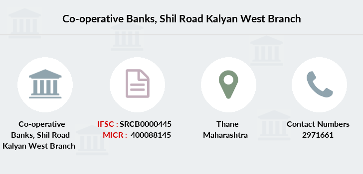 Co-operative-banks Shil-road-kalyan-west branch