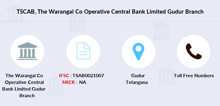 Co-operative-banks The-warangal-co-operative-central-bank-limited-gudur branch