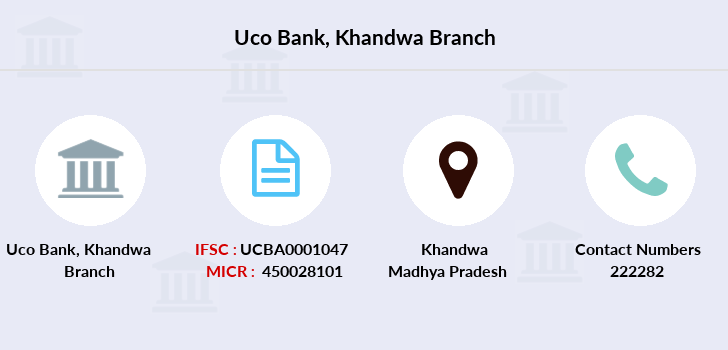 Uco-bank Khandwa branch