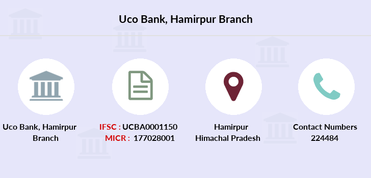 Uco-bank Hamirpur branch