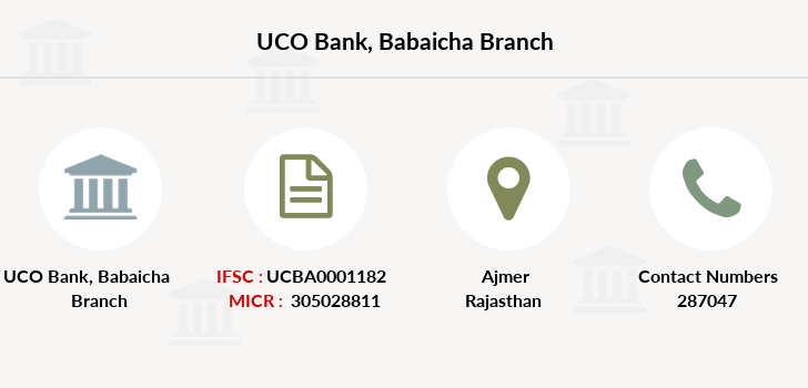 Uco-bank Babaicha branch