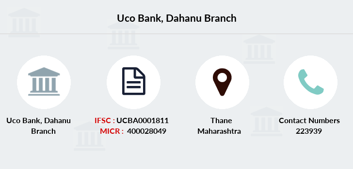 Uco-bank Dahanu branch