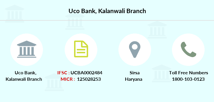 Uco-bank Kalanwali branch