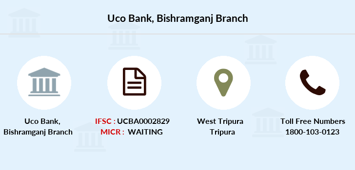 Uco-bank Bishramganj branch
