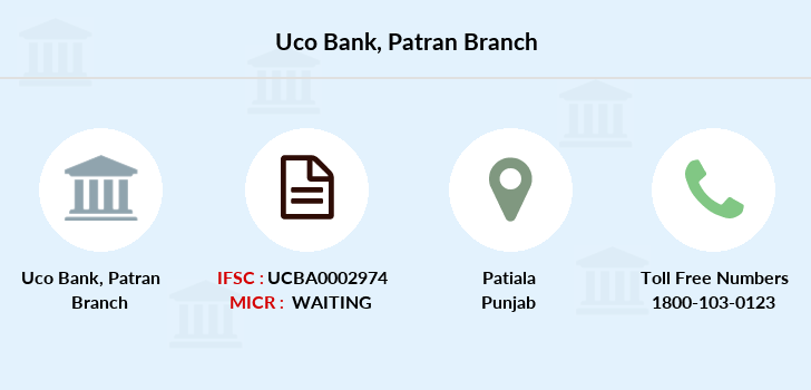Uco-bank Patran branch