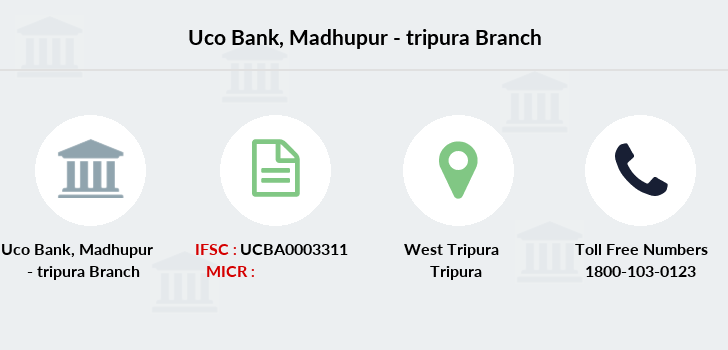 Uco-bank Madhupur branch