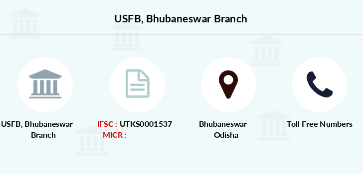 Utkarsh-small-finance-bank Bhubaneswar branch