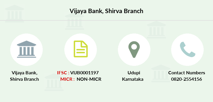 Vijaya-bank Shirva branch