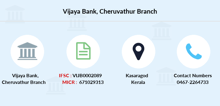 Vijaya-bank Cheruvathur branch