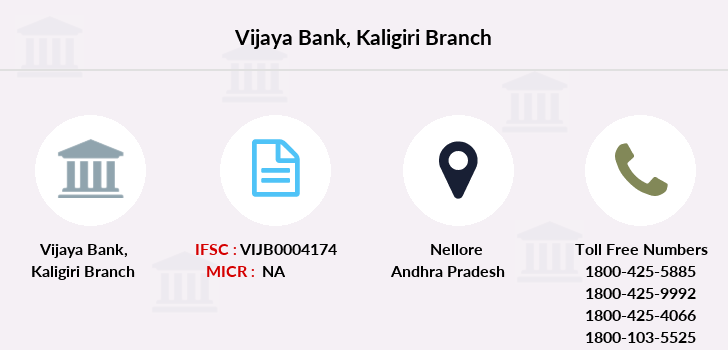 Vijaya-bank Kaligiri branch