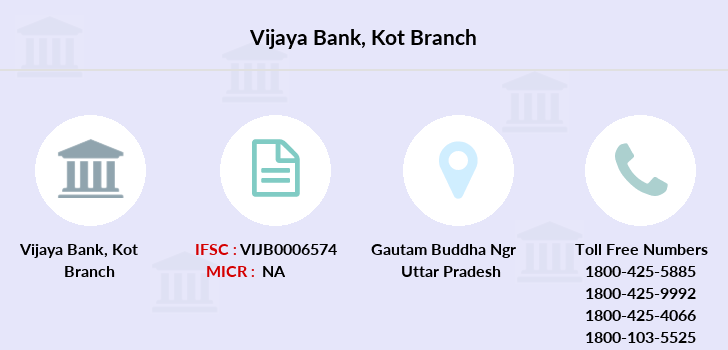 Vijaya-bank Kot branch