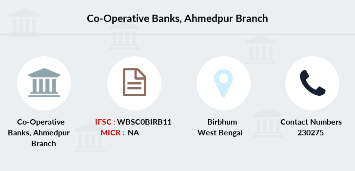 Co-operative-banks Ahmedpur branch