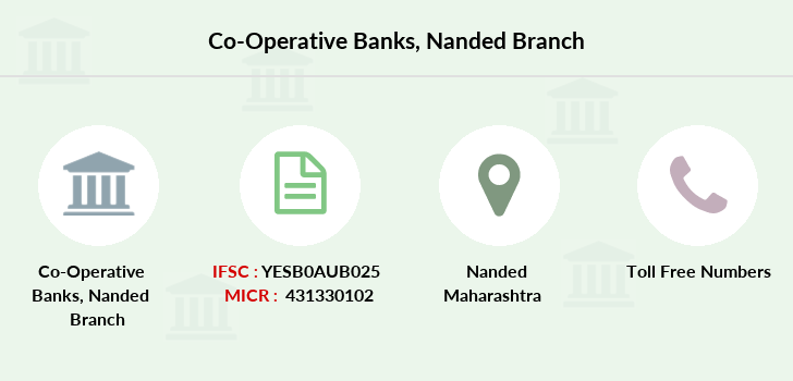 Co-operative-banks Nanded branch