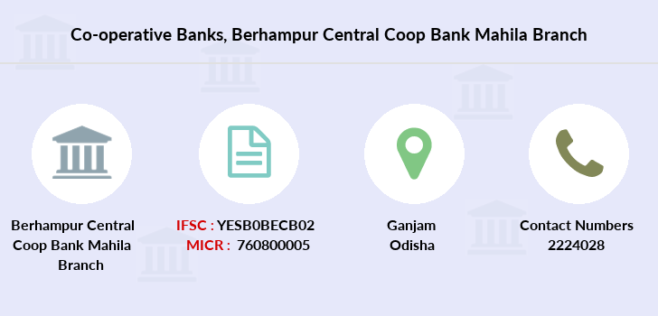 Co-operative-banks Berhampur-central-coop-bank-mahila branch