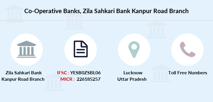 Co-operative-banks Zila-sahkari-bank-kanpur-road branch