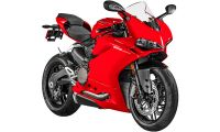 Ducati 959 Panigale Red Photo