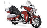 Harley Davidson CVO Limited Photo