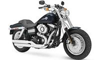 Harley Davidson Dyna Fat Bob Photo