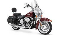 Harley Davidson Heritage Softail Classic Photo