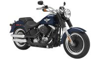 Harley Davidson Softail Fat Boy Photo