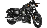 Harley Davidson Sportster Iron 883 Photo