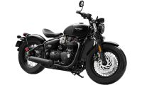 Triumph Bonneville Bobber Photo
