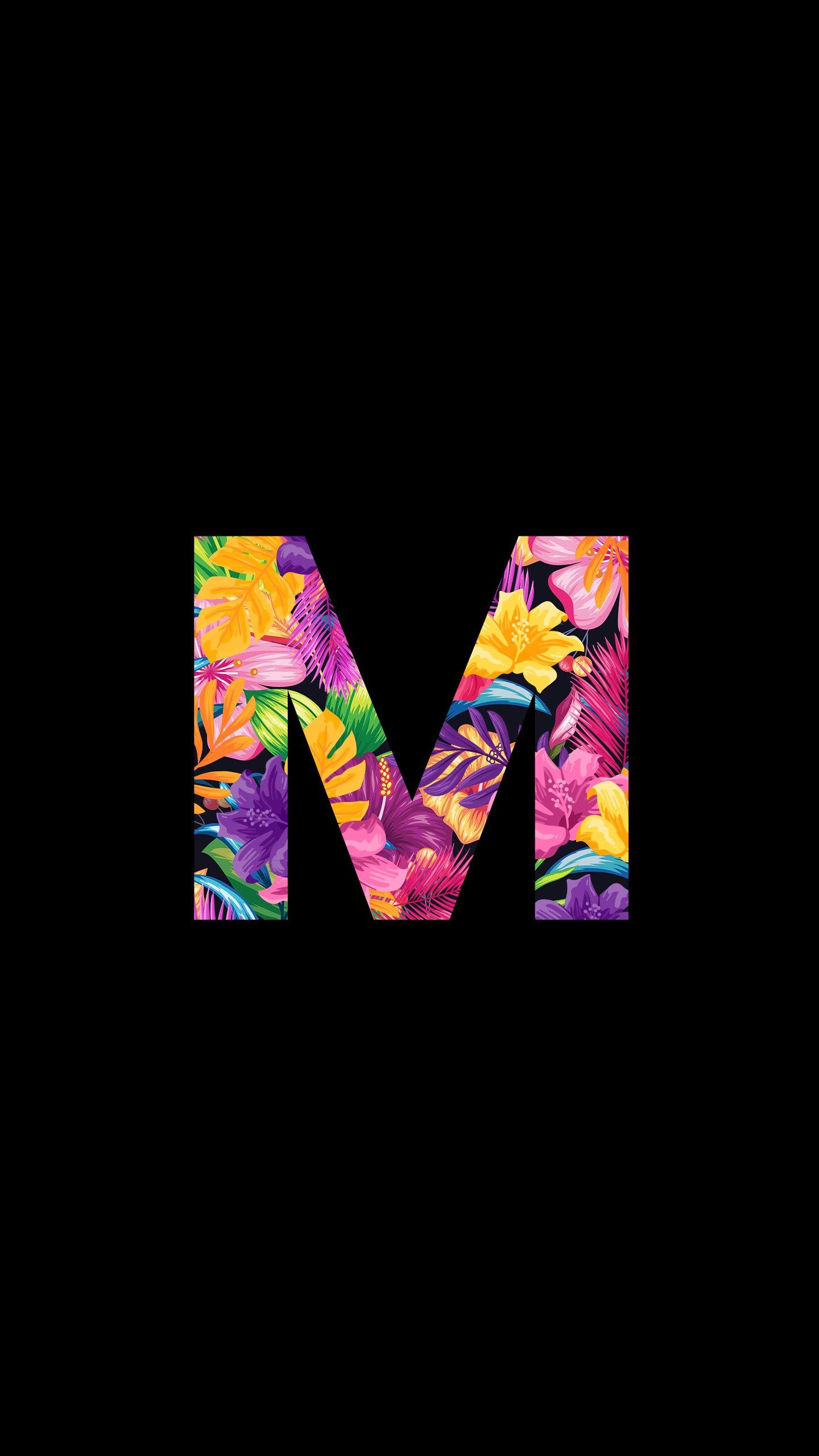 Alphabet M Wallpaper