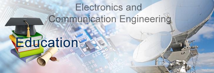 Electronics and Communication Engineering