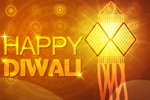 Diwali Card for Facebook Sharing