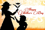 Happy Mother's Day Greeting Card • Mother's Day Wishes