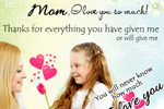 Mother's Day Cards • Mother's Day Greetings
