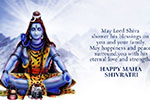 Sending you love and happiness this Shivratri