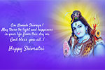 Sending you warm wishes this Shivratri