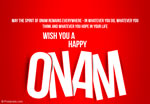 The Spirit of Onam
