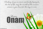 Thinking of you on Onam
