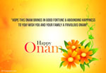 Wishing a fabulous Onam