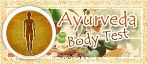 Ayurveda Body Test