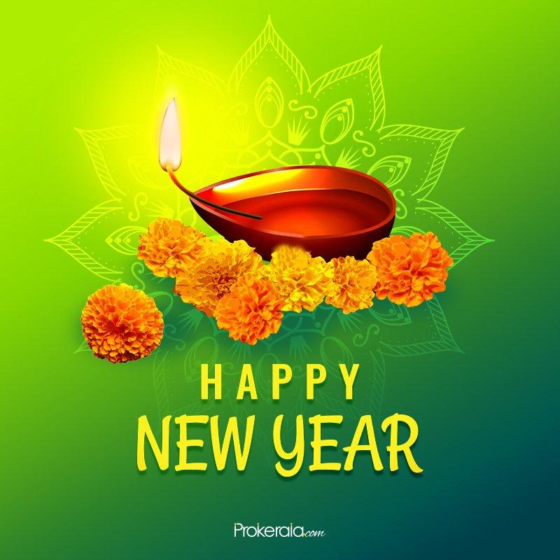 happy gujarati new year 2019 bestu varas wishes whatsapp stickers happy new year greetings to share with loved ones happy gujarati new year 2019 bestu