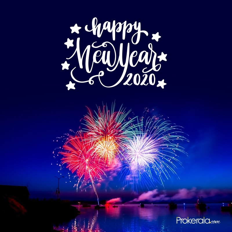 Happy New Year 2020 wishes, WhatsApp status posts, images ...