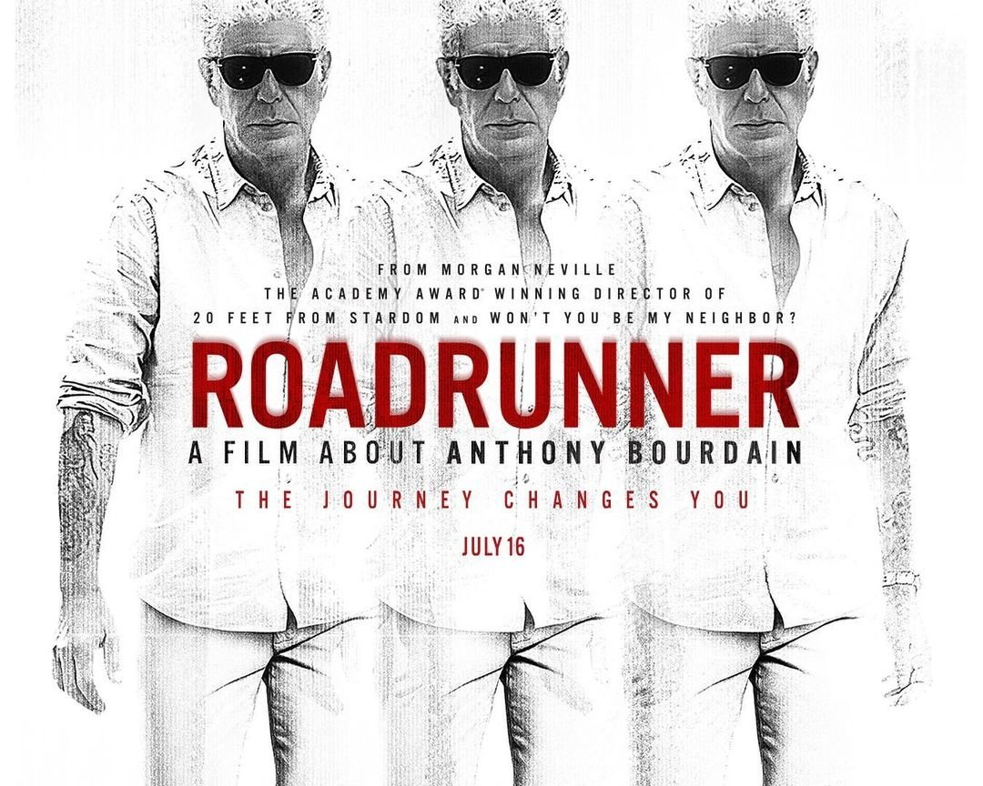 Roadrunner: A Film About Anthony Bourdain, trailer is out