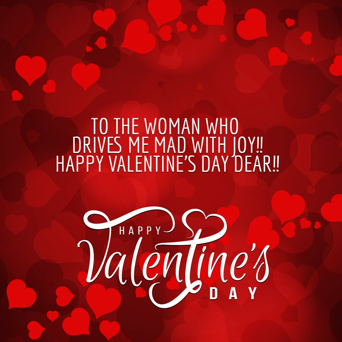 Cute Happy Valentine\'s Day 2019 Wishes, Messages and Love ...