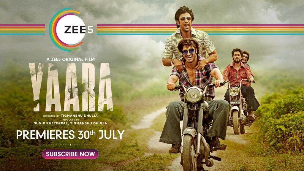 Yaara 2020 banner HDMoviesFair